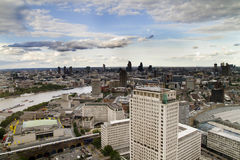 Central London View Stock Photography