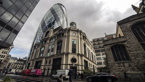 Central London Royalty Free Stock Photography