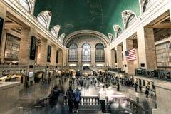 Central magnífica Foto de archivo libre de regalías