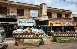 Central market in Asuncion Stock Photography