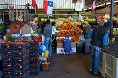 Central Market Royalty Free Stock Images