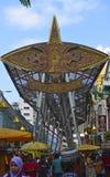 Central Market Kuala Lumpur royalty free stock images