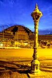 Central market- Phnom Penh Stock Photo