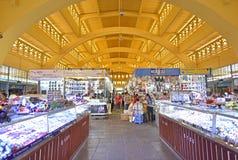 Central Market (Phsar Thmei) Royalty Free Stock Photos