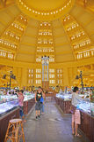 Central Market (Phsar Thmei) Royalty Free Stock Images
