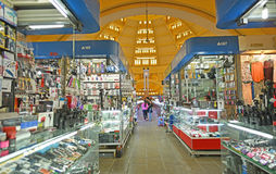 Central Market (Phsar Thmei) Royalty Free Stock Photo
