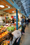 Central market in Tampere Finland Royalty Free Stock Photography