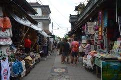 Central Market Ubud Bali Stock Photo