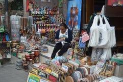 Central Market Ubud Bali Stock Images
