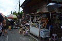 Central Market Ubud Bali Royalty Free Stock Photography