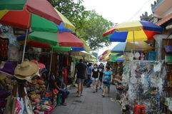 Central Market Ubud Bali Royalty Free Stock Image