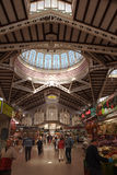 The Central Market , Valencia Stock Image