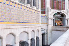 Central Market Valencia Royalty Free Stock Images