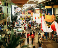 central marknad Arkivbilder