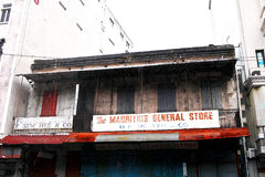 Central marknad av Port Louis, Mauritius Royaltyfri Bild