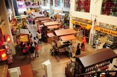 Central marknad Kuala Lumpur Royaltyfria Bilder