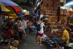 Central marknad Ubud Royaltyfri Foto