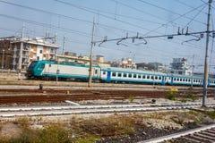 central milan järnvägstation Arkivfoton