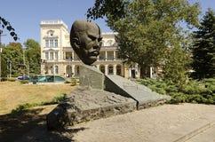 Central militär klubba, Sofia, Bulgarien Royaltyfri Fotografi