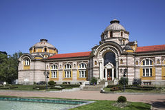 Central Mineral Baths in Sofia. Bulgaria Stock Photo