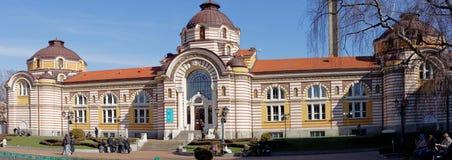 Central Mineral Baths in Sofia, Bulgaria Stock Photos