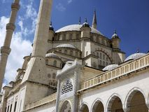 Central Mosque in Adana, Turkey Stock Images