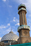 Central Mosque in Bishkek Royalty Free Stock Image