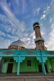 Central Mosque in Bishkek Royalty Free Stock Photography