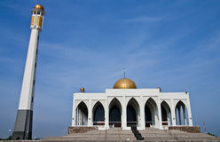 Central mosque of Songkhla province, Thailand Royalty Free Stock Image
