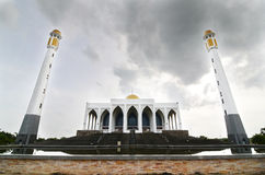 Central mosque of Songkhla province, Thailand. Great Central mosque of Songkhla province, Thailand Stock Image