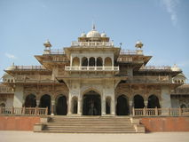 Central museum jaipur Royalty Free Stock Photo