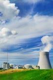 Central nuclear de Doel Foto de archivo libre de regalías