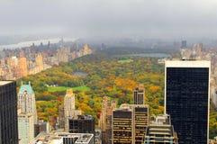 central ny park york Fotografering för Bildbyråer