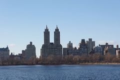 central nycpark Royaltyfria Bilder