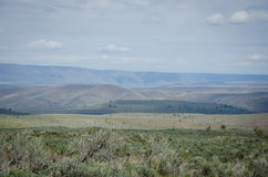 Central Oregon Landscape Royalty Free Stock Photography