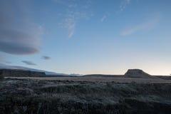 Central Oregon soluppgång Mt Jefferson Royaltyfri Bild