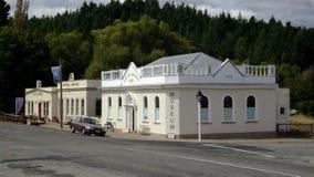 Central Otago de Naseby fotografía de archivo libre de regalías