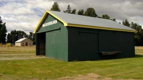 Central Otago de Wedderburn imagen de archivo libre de regalías