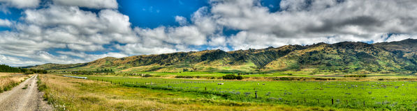 Central Otago Rail Trail Royalty Free Stock Photography