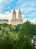 Central Park στοκ εικόνες