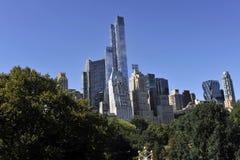 Central Park σε NYC 249) Στοκ Εικόνες