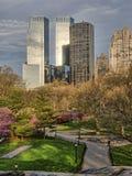 Central Park, весна Нью-Йорка Стоковая Фотография RF