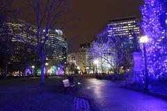 Central Park Оттава Стоковое Фото