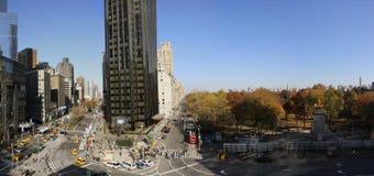 Central Park панорамный Стоковая Фотография