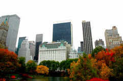 Central Park Photo stock
