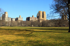 Central Park Royalty Free Stock Photos