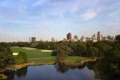 Central Park Arkivfoto