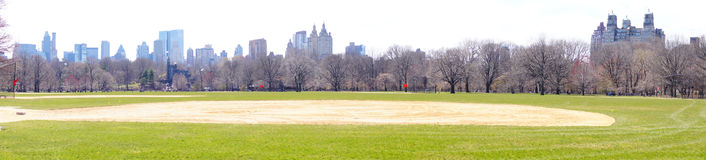 Central Park Imagens de Stock Royalty Free