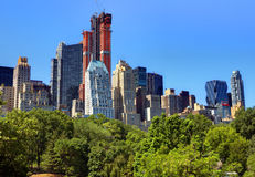 Central park Stock Photos
