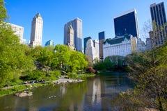 Central Park Stock Photo